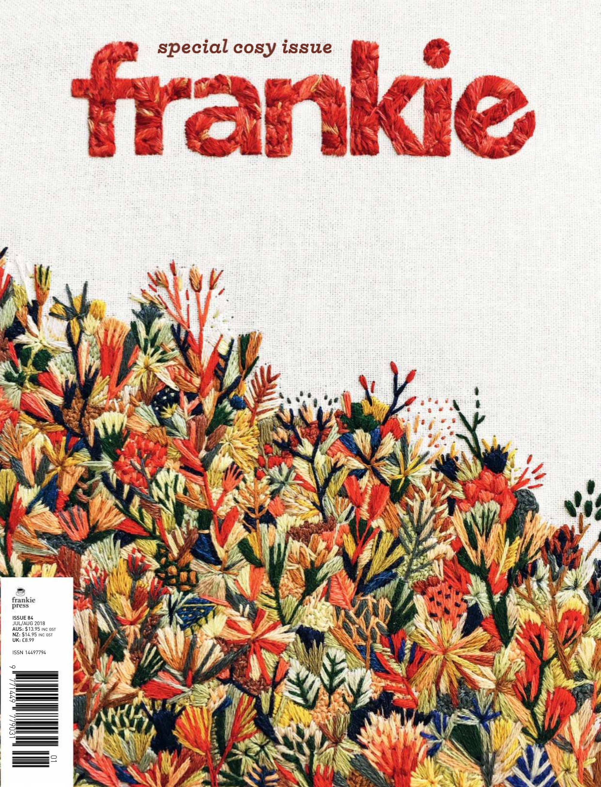 frankie Magazine - July/August 2018