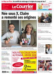 Le Courrier de l'Ouest Cholet – 13 octobre 2020