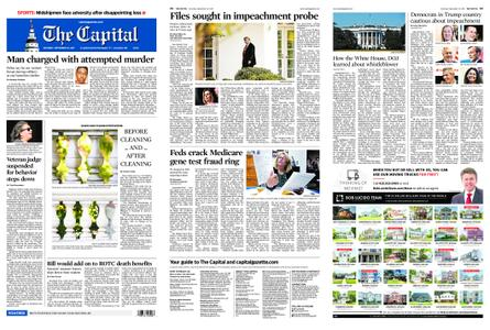 The Capital – September 28, 2019