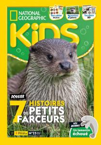 National Geographic Kids France - Avril 2019