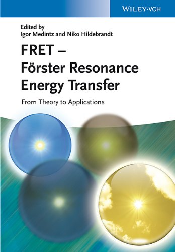 FRET - Förster Resonance Energy Transfer: From Theory to Applications (repost)