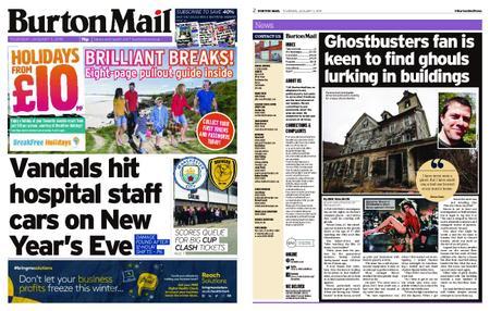 Burton Mail – January 03, 2019