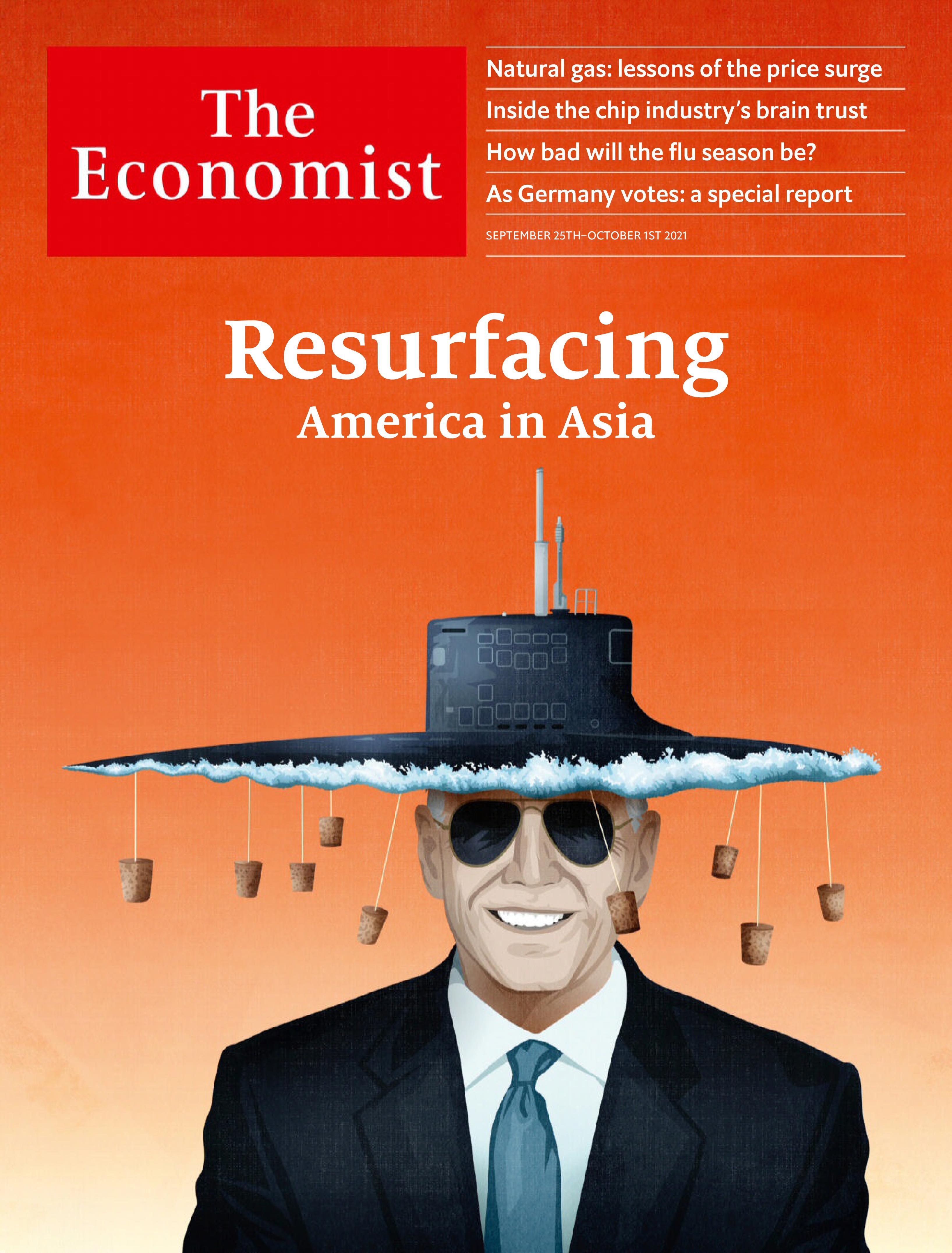 The Economist USA - September 25, 2021