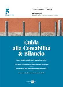 Il Sole 24 Ore Guida alla Contabilità e Bilancio - Maggio 2018