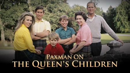 Channel 5 - Paxman on the Queen's Children (2019)