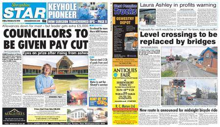 Shropshire Star Shrewsbury Edition – February 16, 2018