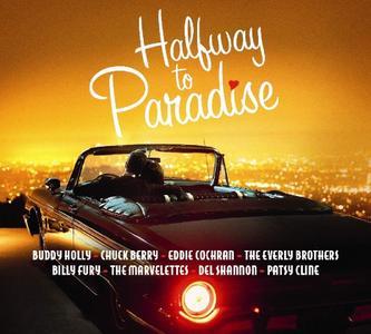 VA - Halfway to Paradise (3CD, 2019)