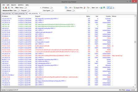 Apache Logs Viewer 5.46