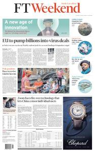 Financial Times Middle East - June 13, 2020