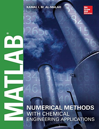 MATLAB Numerical Methods with Chemical Engineering Applications (repost)