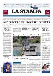 La Stampa Imperia e Sanremo - 9 Aprile 2020