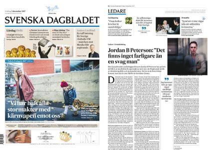 Svenska Dagbladet – 02 december 2017