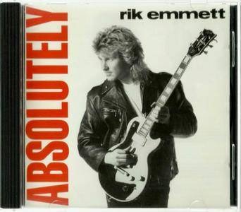 Rik Emmett - Absolutely (1990)