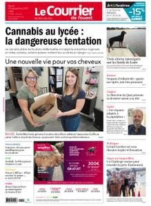 Le Courrier de l'Ouest Nord Anjou – 10 septembre 2019