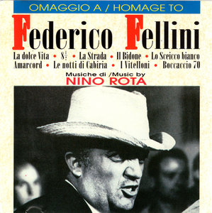 Nino Rota - Omaggio A / Homage To Federico Fellini (1993)