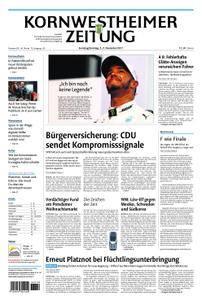 Kornwestheimer Zeitung - 02. Dezember 2017