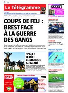 Le Télégramme Brest – 10 septembre 2019