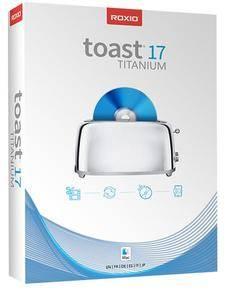 Roxio Toast Titanium v17.4 Multilingual macOS