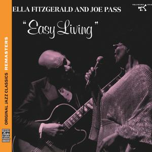 Ella Fitzgerald and Joe Pass - Easy Living (1983) {OJC Remasters Complete Series rel 2011, item 18of33}