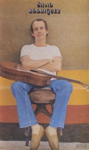 Silvio Rodríguez - Memorias  (1987) Alerce/ALCL 537 - CL 1st Edition - Tape/FLAC In 24bit/96kHz