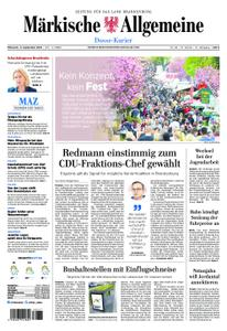 Märkische Allgemeine Dosse Kurier - 11. September 2019