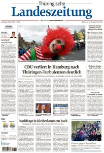 Thüringische Landeszeitung – 24. Februar 2020