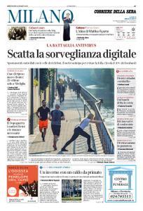 Corriere della Sera Milano – 18 marzo 2020