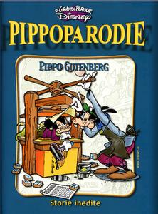 Le Grandi Parodie Disney - Volume 78 - Pippoparodie - Pippo Gutemberg (Disney 2001-02)