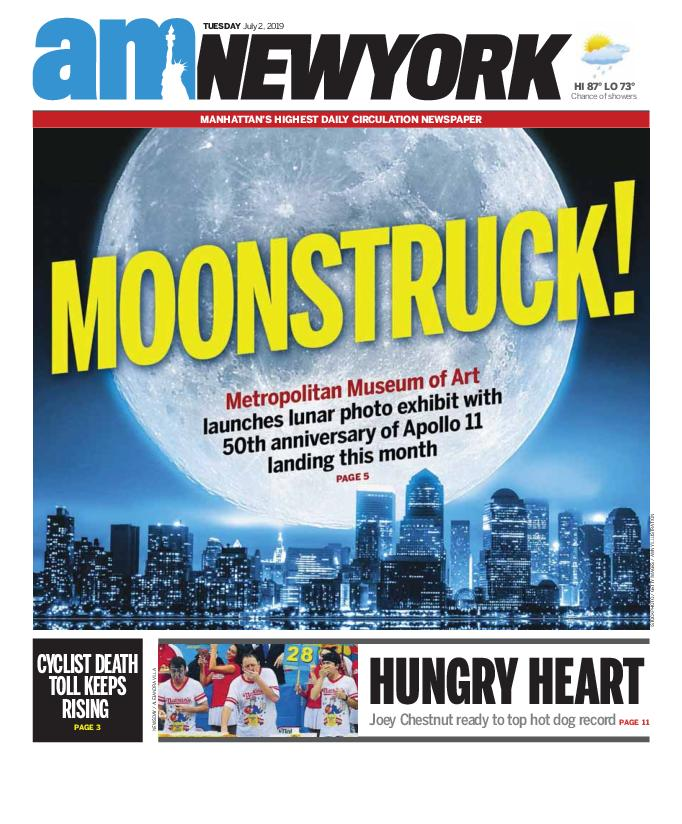 AM New York - July 02, 2019