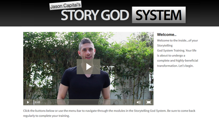 Jason Capital - Storytelling God System