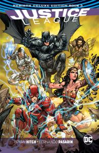 Justice League-Rebirth Deluxe Edition Book 03 2018 digital Son of Ultron