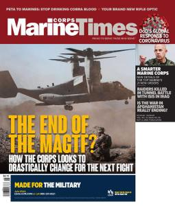 Marine Corps Times - March 23, 2020