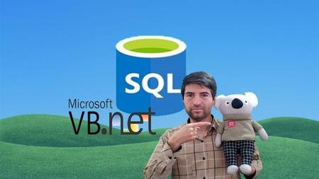 SQL in VB.Net: Create Database Apps with Visual Basic & SQL (Updated)