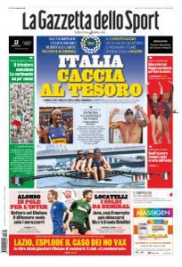 La Gazzetta dello Sport Nazionale - 24 Luglio 2021