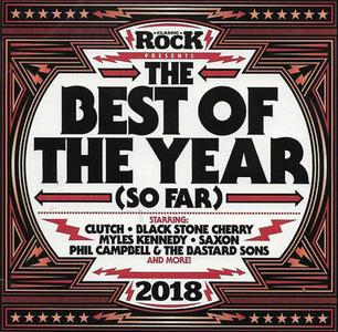 VA - Classic Rock presents The Best Of The Year (So Far) (2018) {Future Publishing}