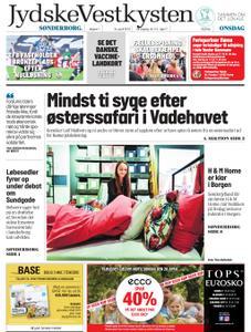 JydskeVestkysten Sønderborg – 24. april 2019