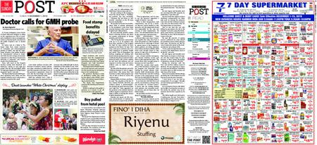 The Guam Daily Post – December 01, 2019