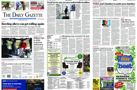 The Daily Gazette – August 15, 2020