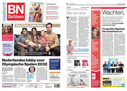 BN DeStem - Bergen op Zoom – 01 februari 2020