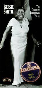 Bessie Smith - The Complete Recordings Vol. 2 (1991) {2CD Set Columbia C2K 47471 rec 1924-1925}