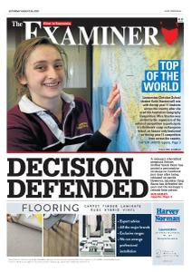 The Examiner - August 24, 2019