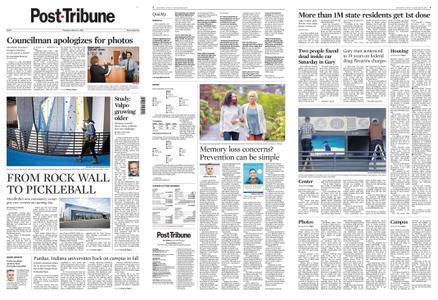 Post-Tribune – March 02, 2021
