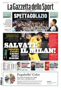 La Gazzetta dello Sport Roma – 23 dicembre 2019