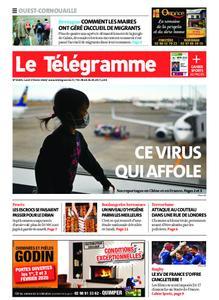 Le Télégramme Ouest Cornouaille – 03 février 2020
