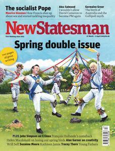 New Statesman - 27 March - 9 April 2015