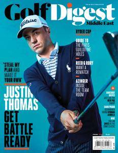 Golf Digest Middle East - August 2018