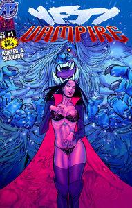 Yeti vs. Vampire #1