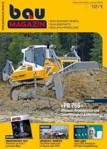 Bau Magazin - Dezember 2018/Januar 2019