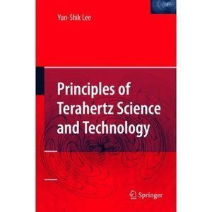 Principles of Terahertz Science and Technology (repost)