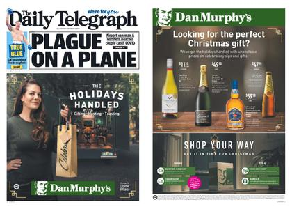 The Daily Telegraph (Sydney) – December 17, 2020